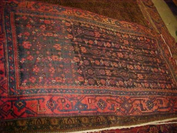 24: (8981) Kviae handmade wool Persian Rug