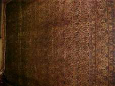 25: (9686) Tabriz handmade wool Persian Rug