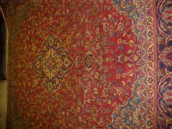 (8661) Tabriz handmade wool Persian Rug