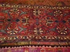 33: (9187) Hamadan handmade wool Persian Rug