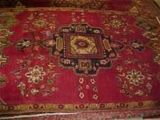 36: (8642) Tabriz handmade wool Persian Rug