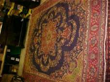 49: (7830) Tabriz handmade wool Persian Rug
