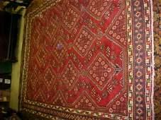 62: (7764) Tabriz handmade wool Persian Rug
