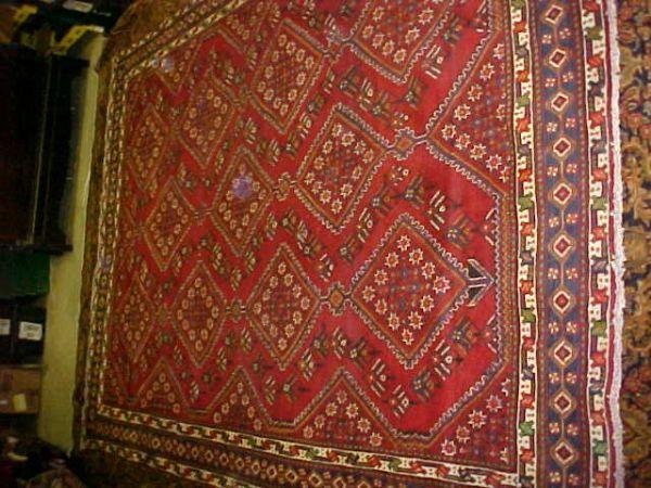 (7764) Tabriz handmade wool Persian Rug