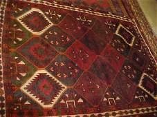 66: (9628) Baktar handmade wool Persian Rug