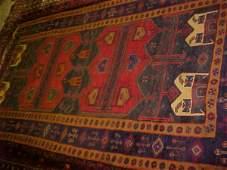 67: (8784) Kviae handmade wool Persian Rug