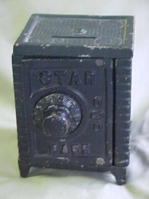 11: Early Iron safe small size