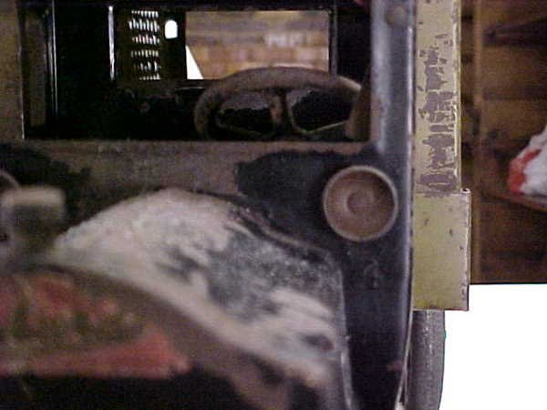 713: 1920s Keystone Packard US Mail toy truck - 7