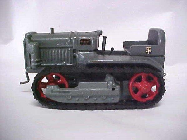 718: McCormick Deering trac tractor dozer-new