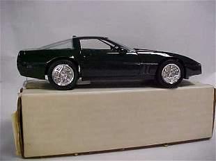 1990 #6934 polo green Corvette toy promo car