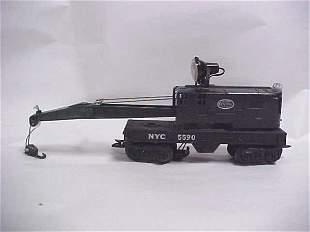 1950s Marx #NYC5590 searchlight crane