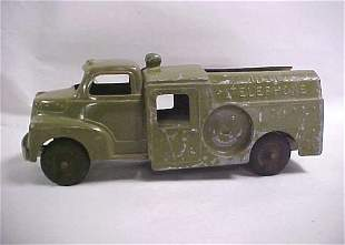 1950s Hubley Kiddie Toy #475 Bell telephone