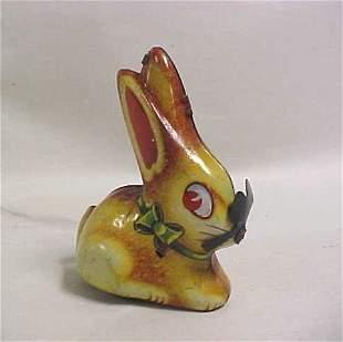 1930s Lehmann #918 Hop Hop friction Bunny
