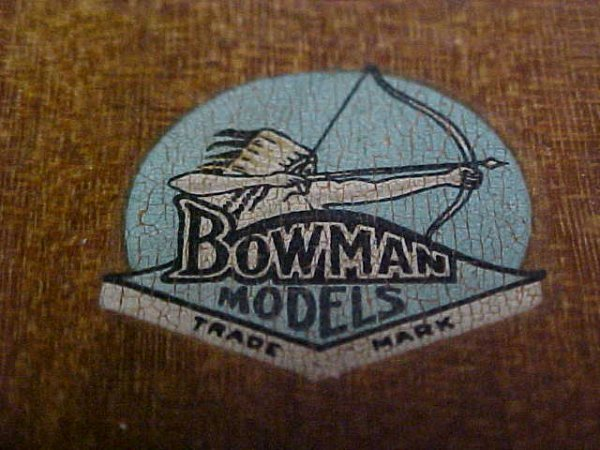 "10: Bowman Models ""Swallow"" Live steam boat original - 4"