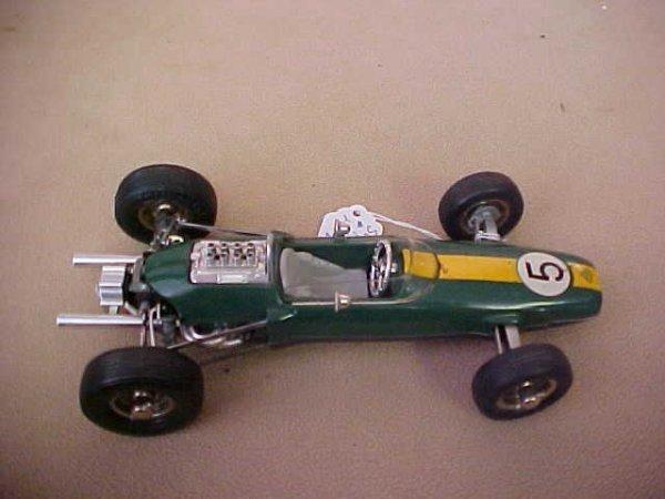 65: Schuco #1071 Lotus Formula 1 race car w/box. - 3