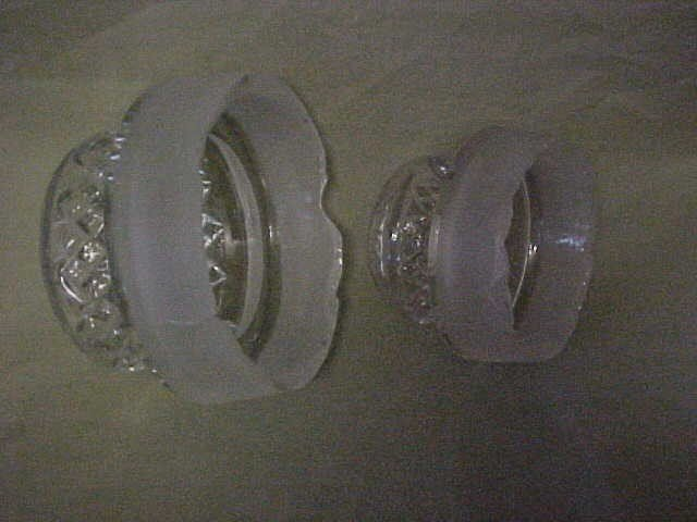 188: F.R. Rice Mercantile Cigar Co. glass store jars. - 6