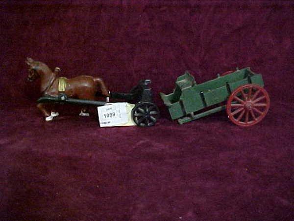 1099: Farm wagon