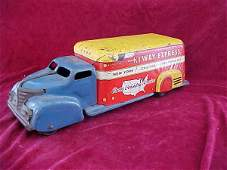 1181: marx toys highway express truck