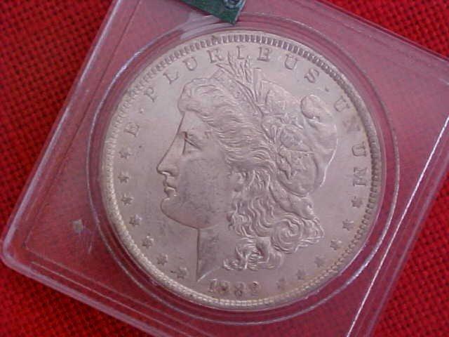 30: (129) 1889 Dollar