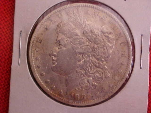 33: (185) 1880 Dollar