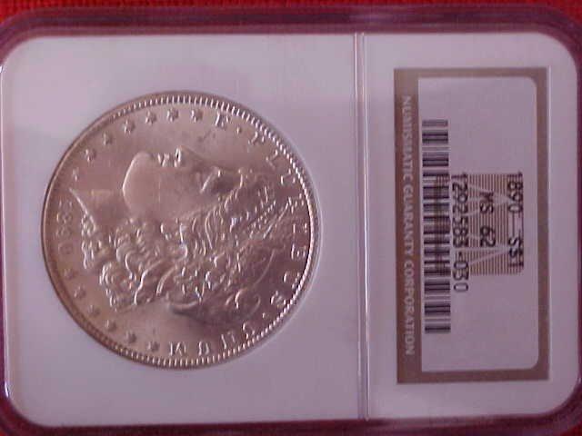 36: (59) 1890 Dollar