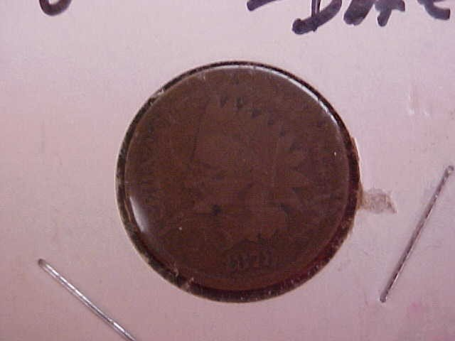 40: (64) 1878 Indian Cent
