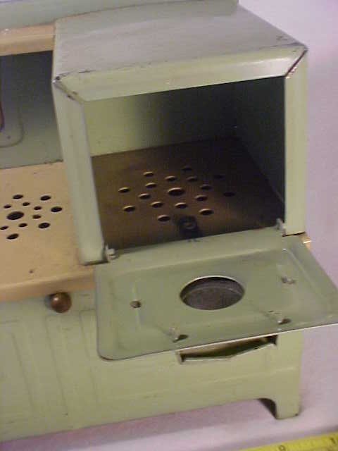 23: Early Electric Stove