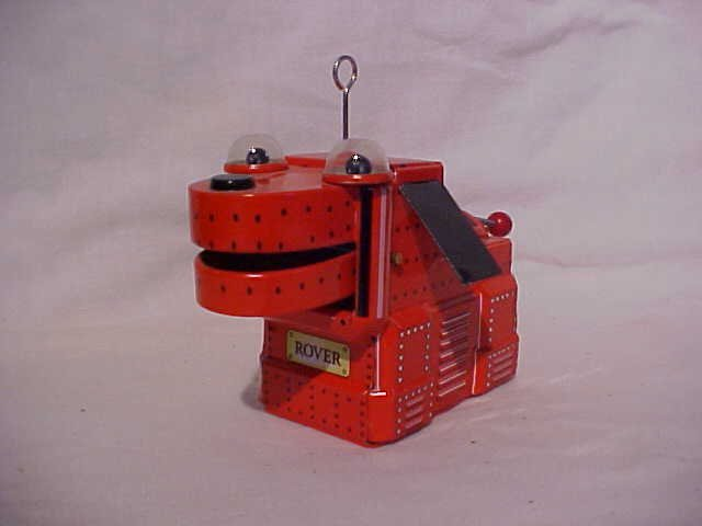 """2: Tin Litho """" Rover the Space Dog"""" Toy"""