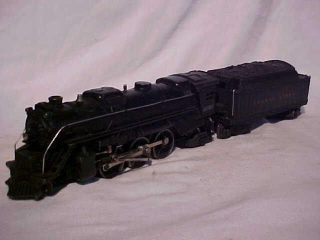 264: Lionel 2026 Model Train Engine