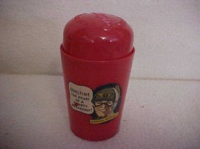 12: Howdy Doody's cold Ovaltine shake up mug