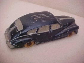 18: National products Inc. authentic scale model metal