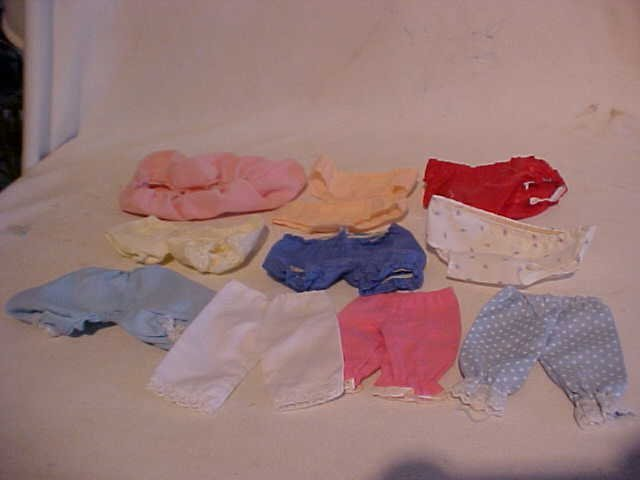 2: Lot of 10 doll clothes/outfits