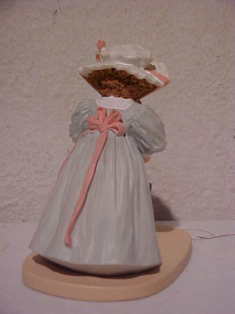 "99: 1989 Maud Humphrey Bogart ""Kittys lunch"" figurine - 2"