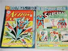101: Lot of 20 Superman Comics & Lois Lane.