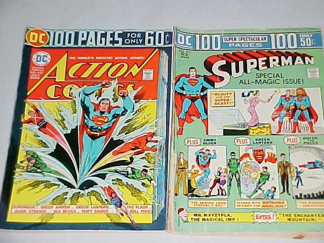 101: Lot of 20 Superman Comics & Lois Lane.