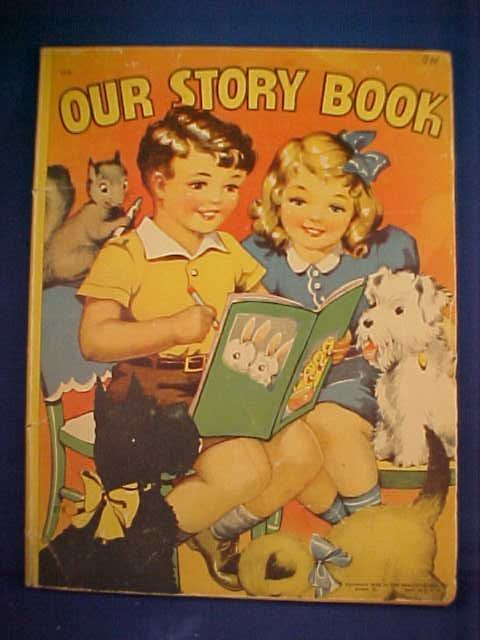 14: 1942 Our Story book #276