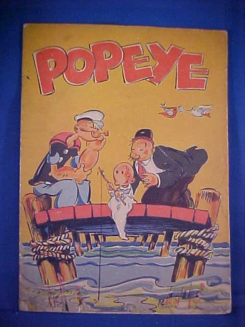 20: 1936 Popeye book #944