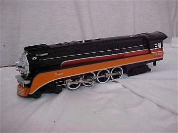 3027: Lionel train set  Southern Pacific 4449.