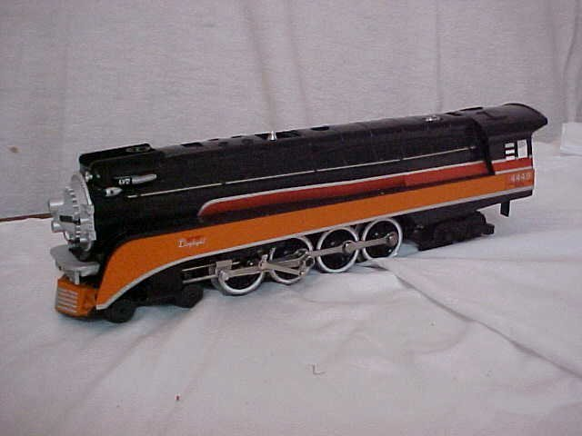 3027: Lionel train set  Southern Pacific 4449.