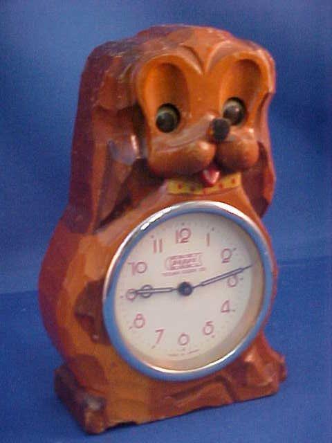 Poppo clock - Tezuka clock co.
