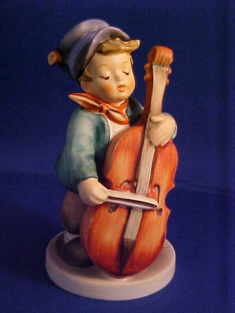 "Hummel figurine Sweet Music 5""."