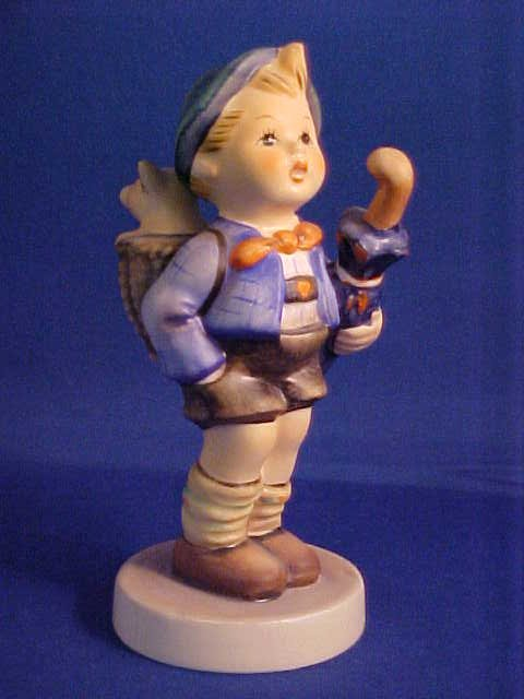 "Hummel figurine Home from Market 4-1/2""."