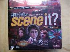 Harry Potter scene it. DVD game NIB.