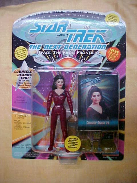Star Trek Counselor Deana Troi Second season uniform
