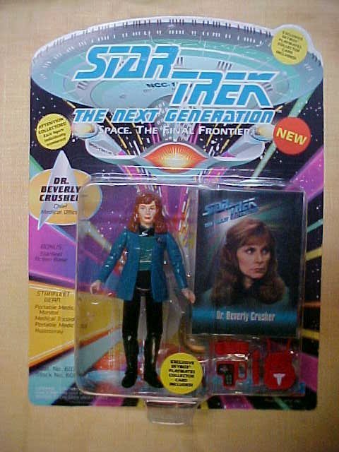 Star Trek Dr. Beverly Crusher Chief Medical officer