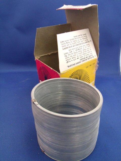 1960's Slinky in original box
