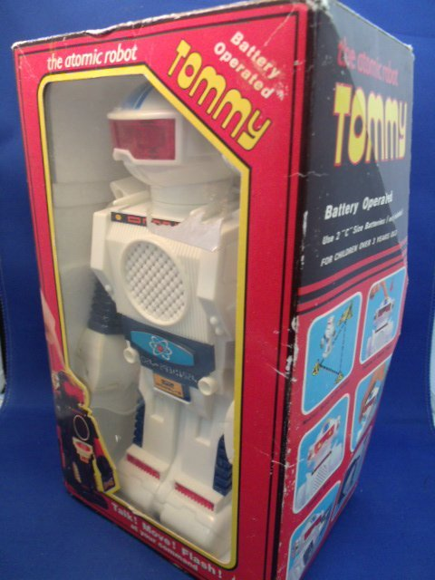 1970's Tommy-The Atomic Robot