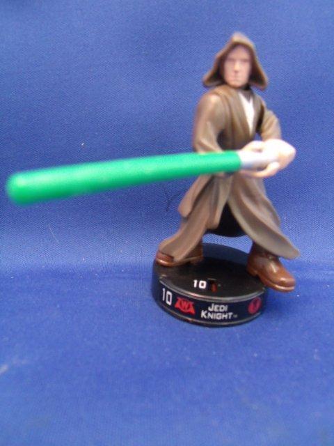 No. 10 Jedi Knight Star Wars Figurine