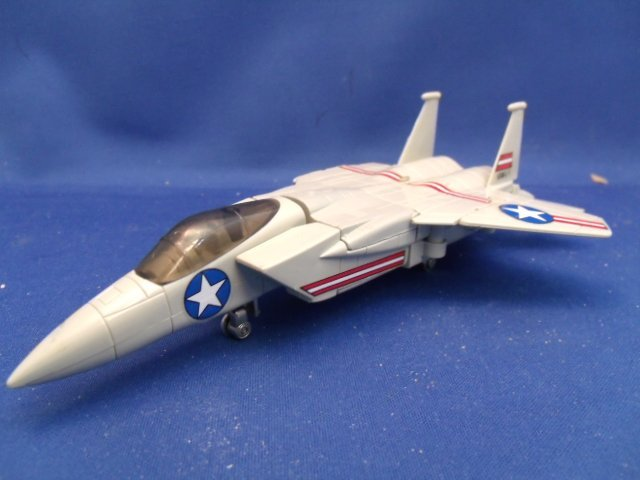 Bandai Transformers fighter jet Action toy