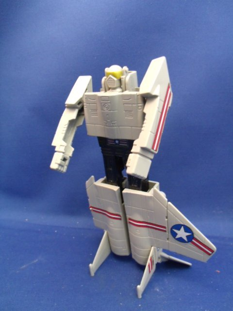 Bandai Transformers fighter jet Action toy - 4
